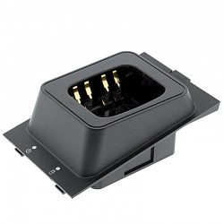 Einsatz Lademulde für Gerät Motorola DP340_10054