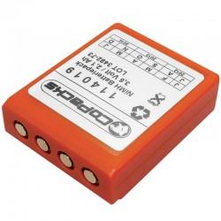 Akku zu Kransteuerung HBC - 3.6V, 2.0 Ah_10066