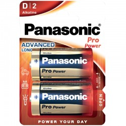 Panasonic Pro Power - D - Packung à 2 Stk._10110