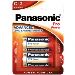 Panasonic Pro Power - C - Packung à 2 Stk._10116