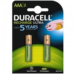 Duracell Konsumerakku - AAA (900mAh) - Packung à 2 Stk._10119