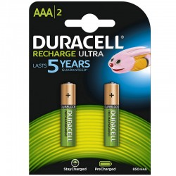Duracell Konsumerakku - AAA (900mAh) - Packung à 4 Stk._10119
