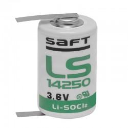 Saft - LS14250-LFU (1/2AA) mit 2 Lötfahnen_10138