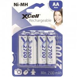 Xcell Konsumerakku - AA - Packung à 4 Stk._10150
