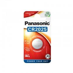 Panasonic Knopfzelle - CR2025 - Packung à 1 Stk._10161