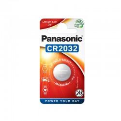 Panasonic Knopfzelle - CR2032 - Packung à 1 Stk._10165