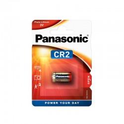 Panasonic Fotobatterie - CR2 - Packung à 1 Stk._10168