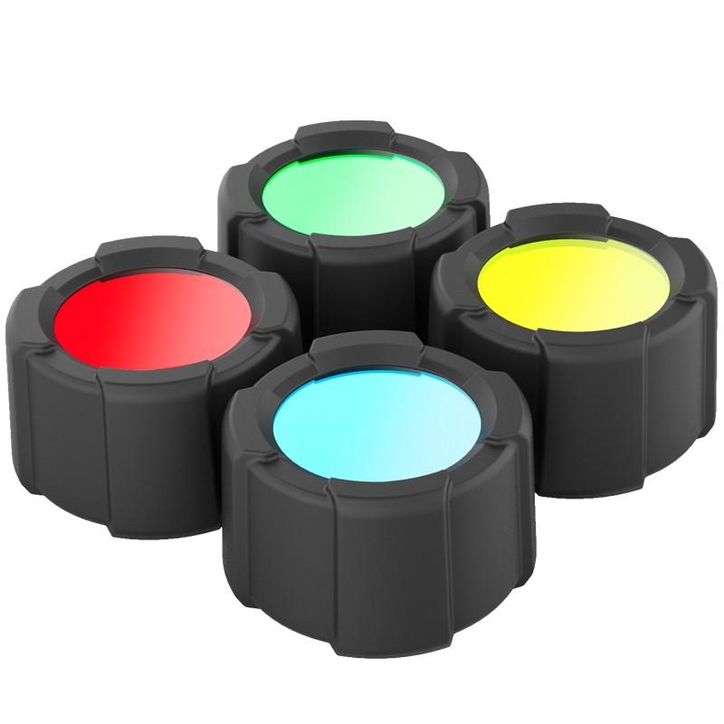 Led Lenser Outdoor Farbfilter Set 39mm für MT14_10195