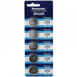 Panasonic Knopfzelle - BR2325 - Packung à 5 Stk._10198