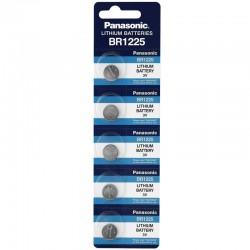 Panasonic Knopfzelle - CR1225 - Packung à 5 Stk._10199
