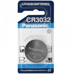 Panasonic Knopfzelle - CR3032 - Packung à 1 Stk._10201