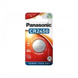 Panasonic Knopfzelle - CR2450 - Packung à 1 Stk._10202
