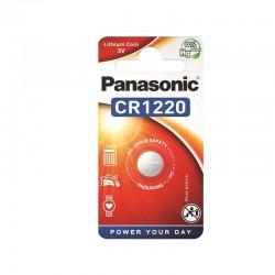 Panasonic Knopfzelle - CR1220 - Packung à 1 Stk._10204