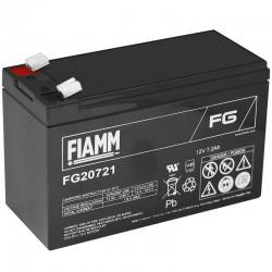 Fiamm Standard Bleiakku - FG20721 - 12V - 7.2Ah_10223