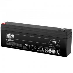 Fiamm Standard Bleiakku - FG20201 - 12V - 2Ah_10231