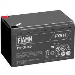 Fiamm Hochstrom Bleiakku - 12FGH50 - 12V - 12Ah_10233