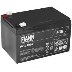 Fiamm Standard Bleiakku - FG21202 - 12V - 12Ah_10236