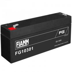 Fiamm Standard Bleiakku - FG10301 - 6V - 3Ah_10237