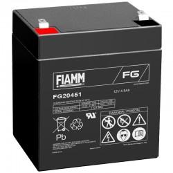 Fiamm Standard Bleiakku - FG20451 - 12V - 4.5Ah_10239