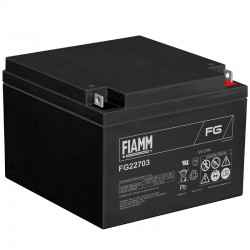 Fiamm Standard Bleiakku - FG22703 - 12V - 27Ah_10241
