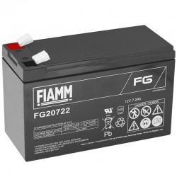 Fiamm Standard Bleiakku - FG20722 - 12V - 7.2Ah_10242