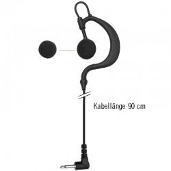 Einfacher Flexi-Ohrhänger - Gerade - 3.5mm - 90cm_10262
