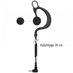 Einfacher Flexi-Ohrhänger - Spiral - 2.5mm - 30cm_10265