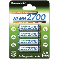Panasonic/SANYO - AA - Packung à 4 Stk._10278