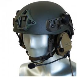INVISIO T5 Headset, Helmbefestigung_10352