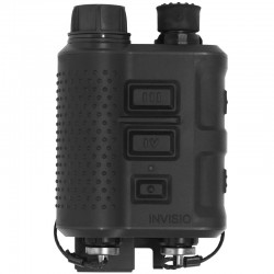 INVISIO V50 WPTT Control Unit Dual Com, schwarz_10355