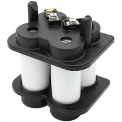 Akku zu Handlampe Bosch und Eismann 4.8V 7Ah Ni-Cd_10364