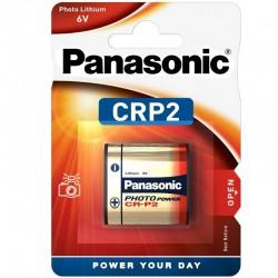 Panasonic Fotobatterie - CR-P2 - Packung à 1 Stk._10370