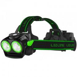 Led Lenser Kopfleuchte XEO 19R schwarz/grün_10379