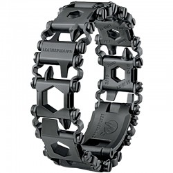 LEATHERMAN Tread Metric Armband, schwarz_10386
