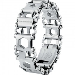 LEATHERMAN Tread Metric Armband Stahl_10387