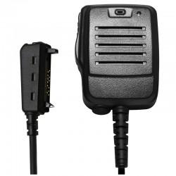 Handmonophon mit integriertem Lautsprecher inkl. 3.5mm Klinkenanschluss  - IP55_10419