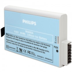 PHILIPS Medizinakku Typ M4605A  passend für IntelliVue Patienten Monitor (Original Battery)_10450