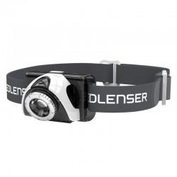 Led Lenser Kopfleuchte SEO3 grün (Blister)_10454