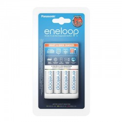 Panasonic eneloop - Schnellladegerät - BQ-CC55_10477
