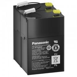 Panasonic Standard Bleiakku (LC-R124R5P) - 12V - 4.5Ah_10542