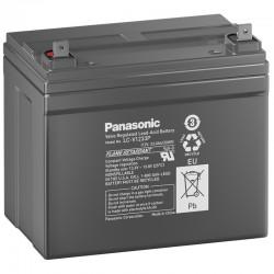 Panasonic Standard Bleiakku (LC-V1233P) - 12V - 33Ah_10543