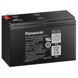 Panasonic Standard Bleiakku (LC-R127R2PG) - 12V - 7.2Ah_10544