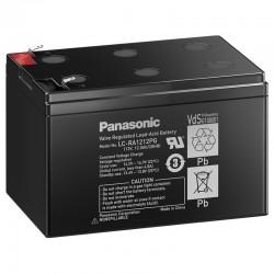 Panasonic Standard Bleiakku (LC-RA1212PG) - 12V - 12Ah_10545