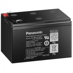 Panasonic Standard Bleiakku (LC-RA1212PG1) - 12V - 12Ah_10547