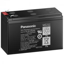 Panasonic Standard Bleiakku (LC-R127R2PG) - 12V - 7.2Ah_10549