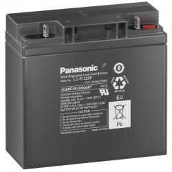 Panasonic Long-Life Bleiakku (LC-P1220P) - 12V - 20Ah_10551