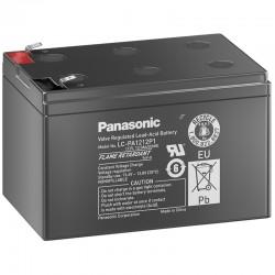 Panasonic Long-Life Bleiakku (LC-PA1212P1) - 12V - 12Ah_10557