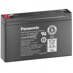 Panasonic Hochstrom Bleiakku (UP-VW0645P1) - 6V - 9Ah_10561