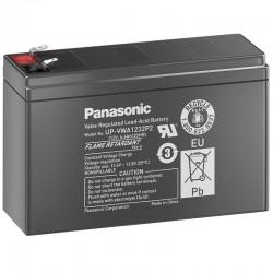 Panasonic Hochstrom Bleiakku (UP-VWA1232) - 12V - 6.4Ah_10563