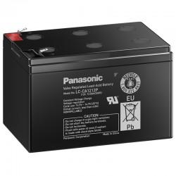 Panasonic Zyklisch Bleiakku (LC-CA1212P) 12V - 12Ah_10564